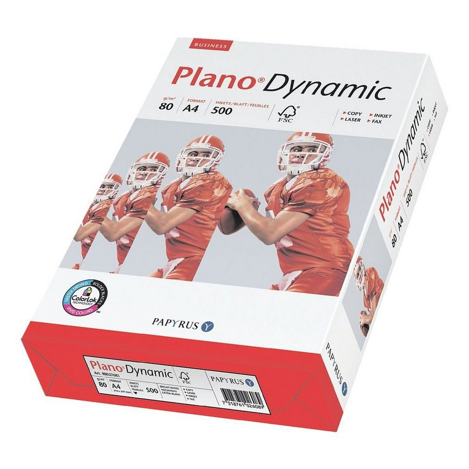 Plano Multifunktionales Druckerpapier »Dynamic«