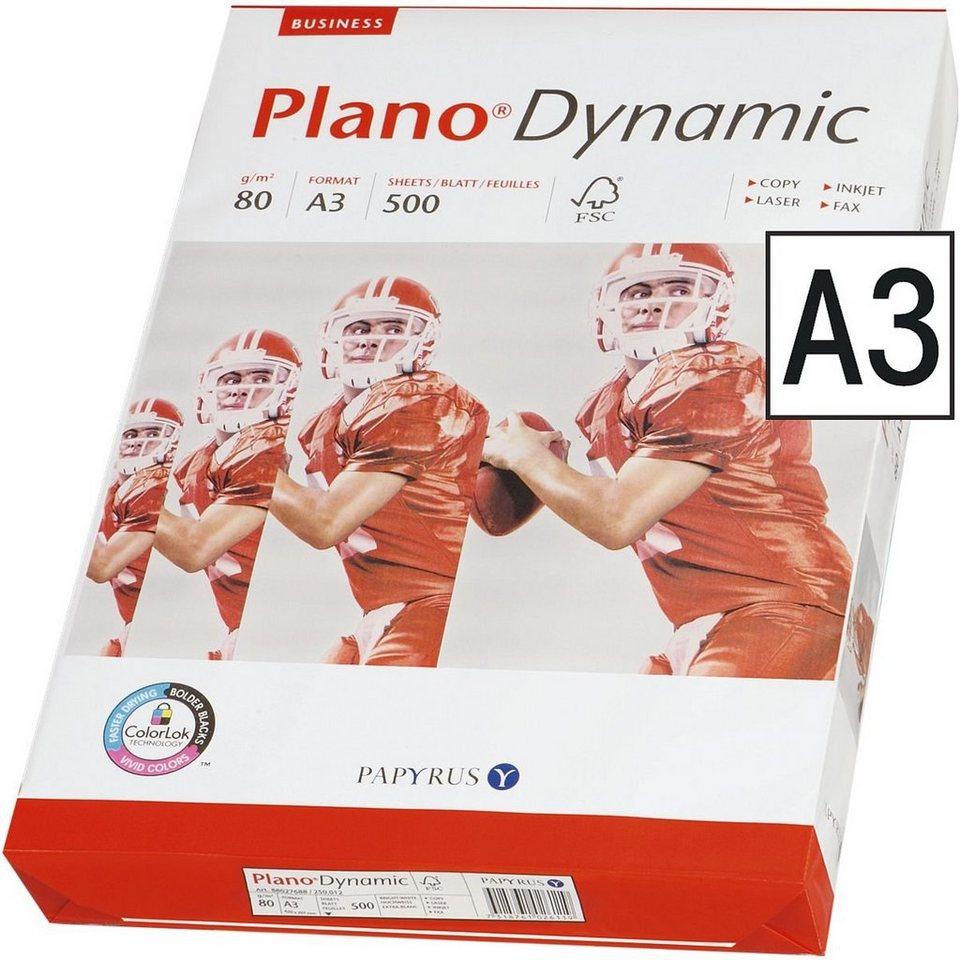 Plano Multifunktionales Druckerpapier »Dynamic«