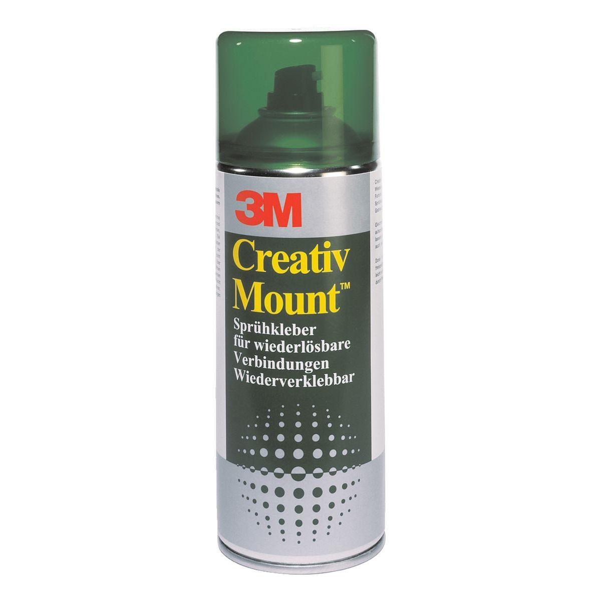 3M Sprühkleber »Creativ Mount«