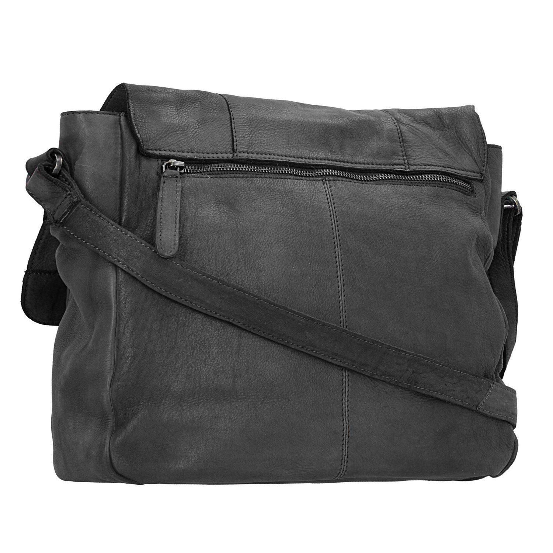 Umhängetasche Black The 30 Cm Brand Chesterfield Online Label Leder Kaufen y76gbfvY