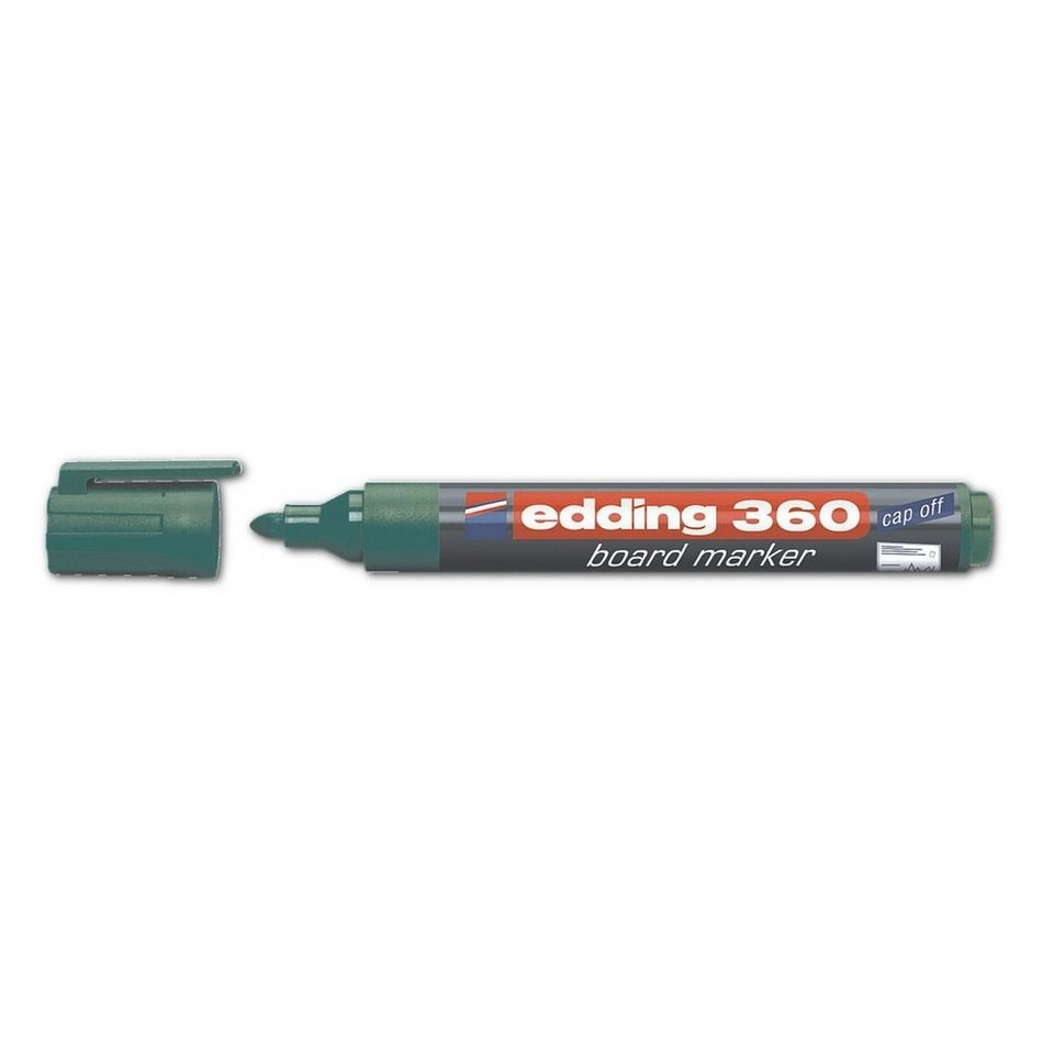 Edding Whiteboard-Marker »360« in grün