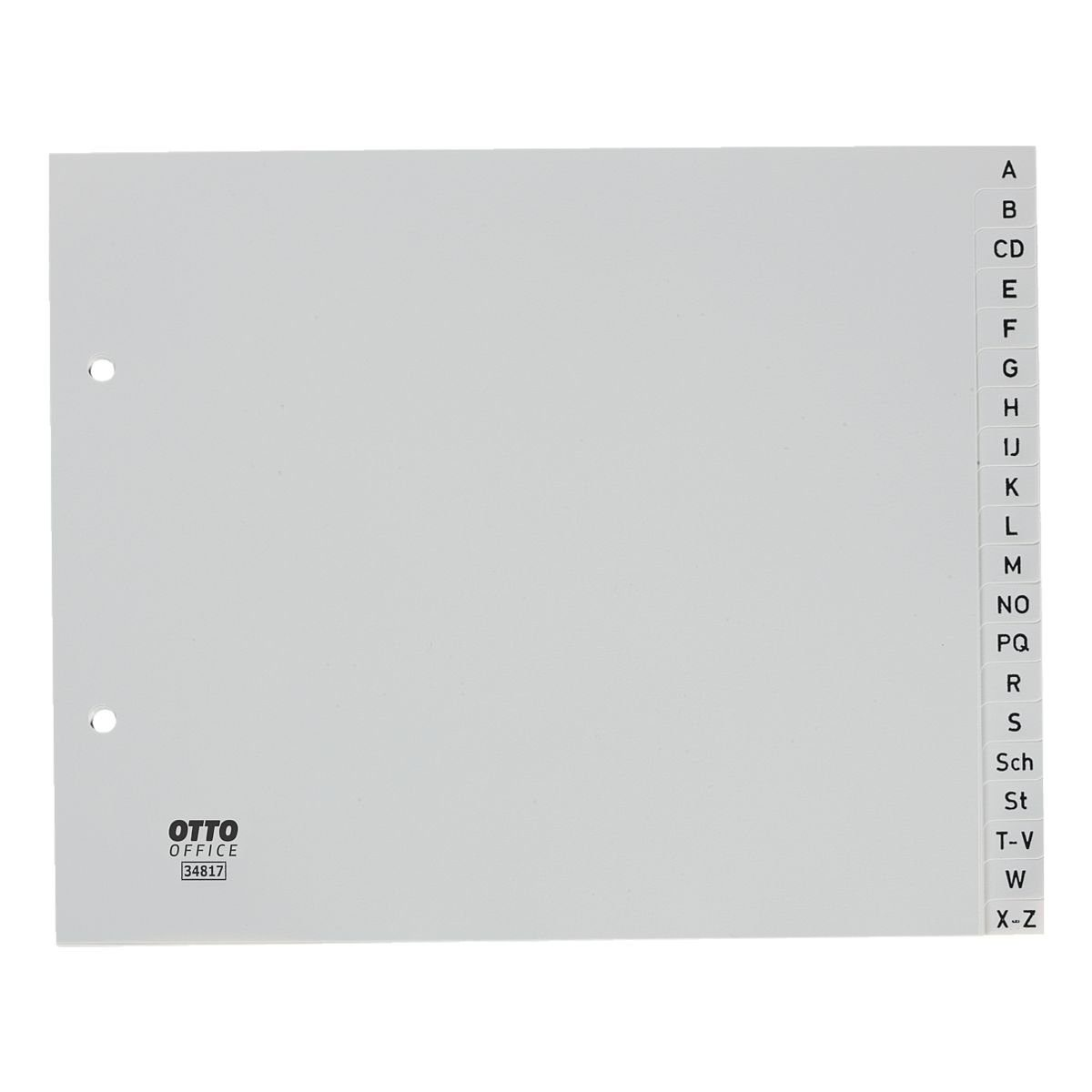 OTTO Office Kunststoffregister