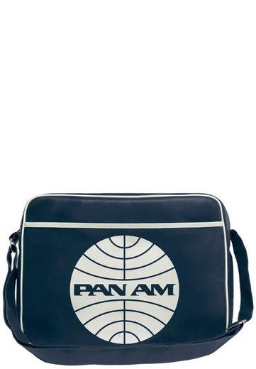 LOGOSHIRT Schultertasche »Pan Am«