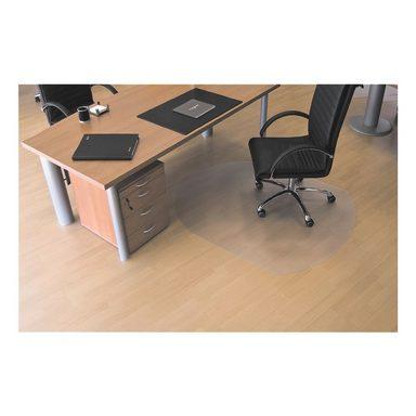 RSOFFICE Bodenschutzmatte 120x150 cm, Rechteck mit gerundeten Seiten, ... »ecogrip«