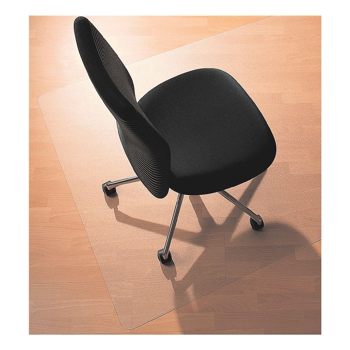 RS Office Products Bodenschutzmatte 120x110 cm rechteckig für Hartboden »ecogrip«