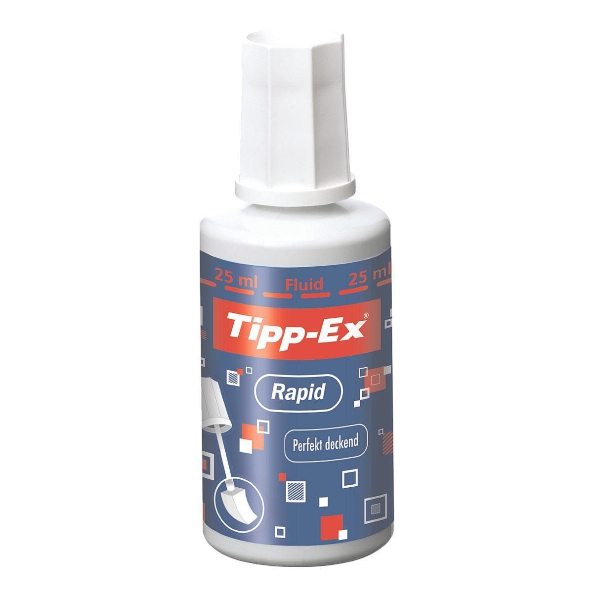 Tipp-Ex Korrekturfluid »Rapid«