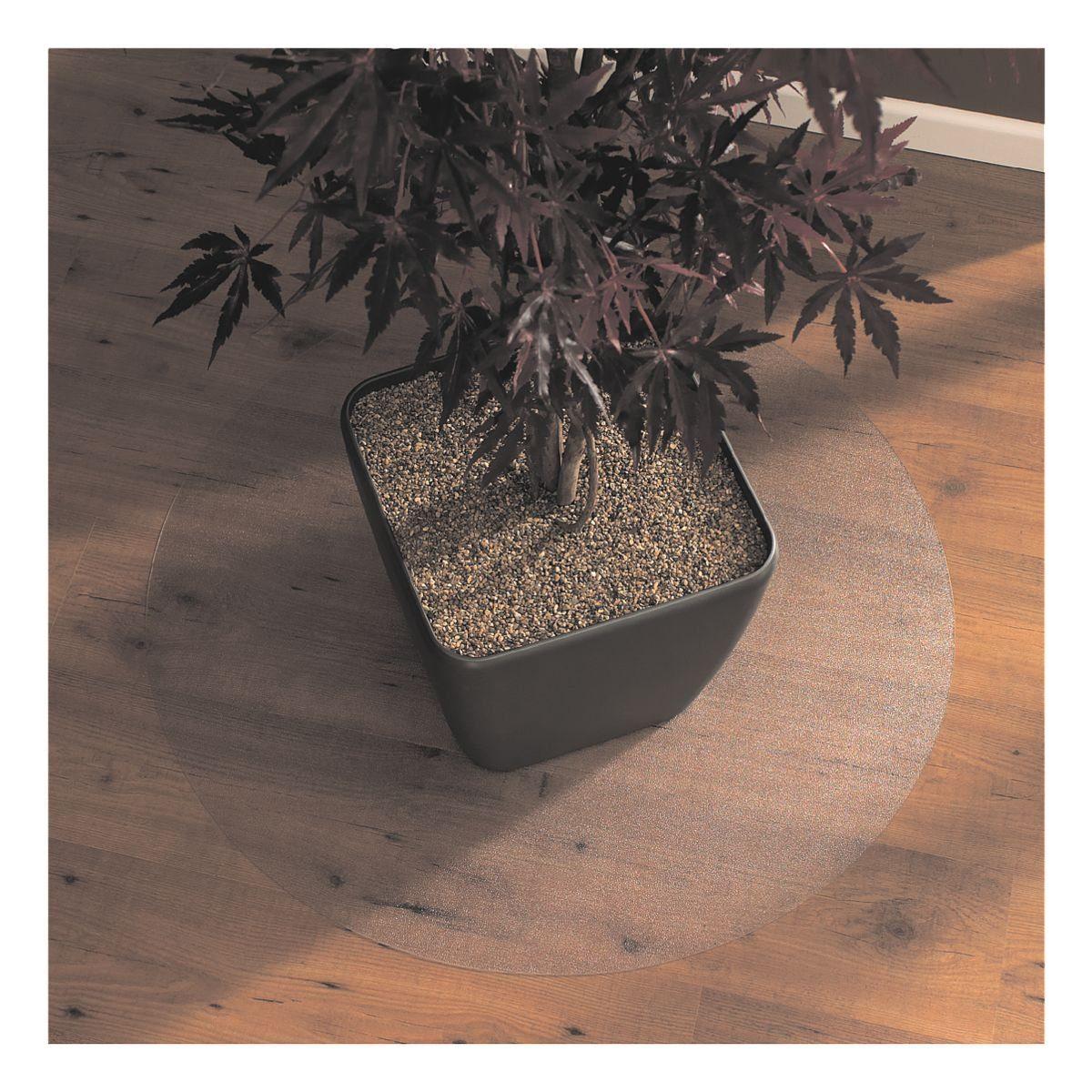 OTTO Office Standard Bodenschutzmatte Ø 60 cm rund für Hartboden