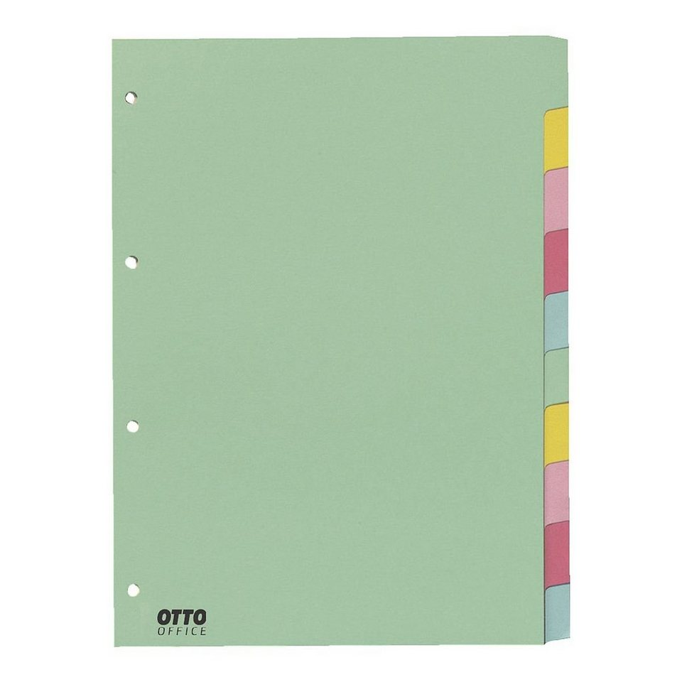 OTTO Office Standard Kartonregister
