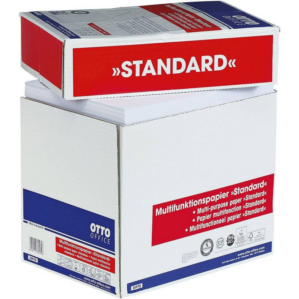 OTTO Office Standard Öko-Box Multifunktionales Druckerpapier »Standard...