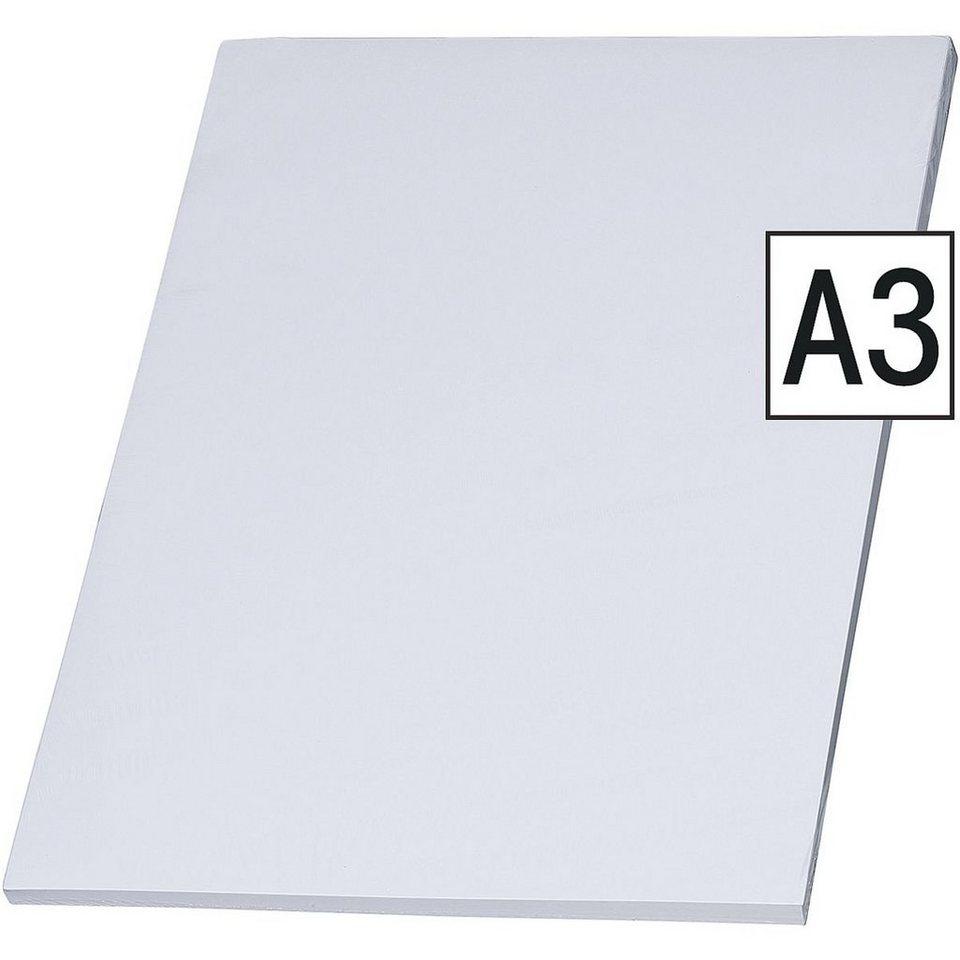 Papyrus Farbiger Karton in weiß