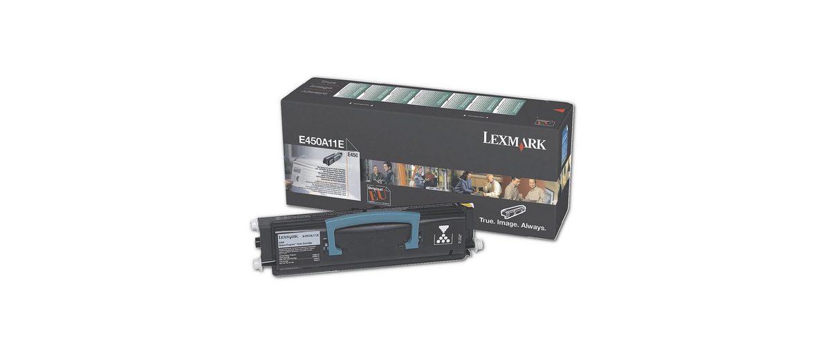 Lexmark Rückgabe-Tonerkassette »0E450A11E«