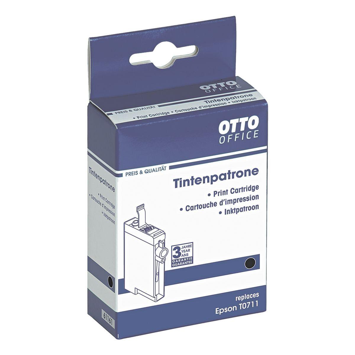 OTTO Office Standard Tintenpatrone ersetzt Epson »T0711«