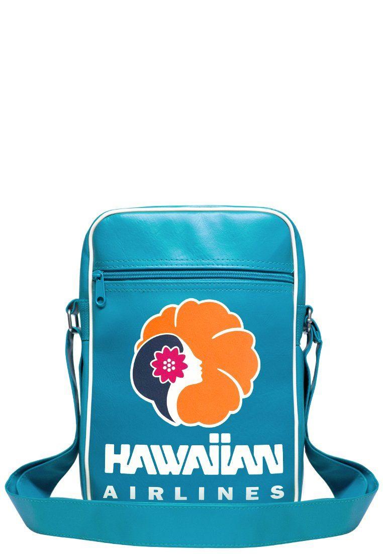 LOGOSHIRT Schultertasche mit Hawaiian Airlines-Frontprint »Hawaiian Airlines«