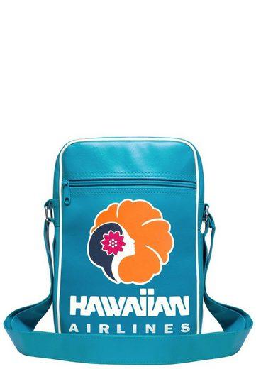Mit »hawaiian Logoshirt frontprint Airlines Hawaiian Schultertasche Airlines« 5wwq6gF