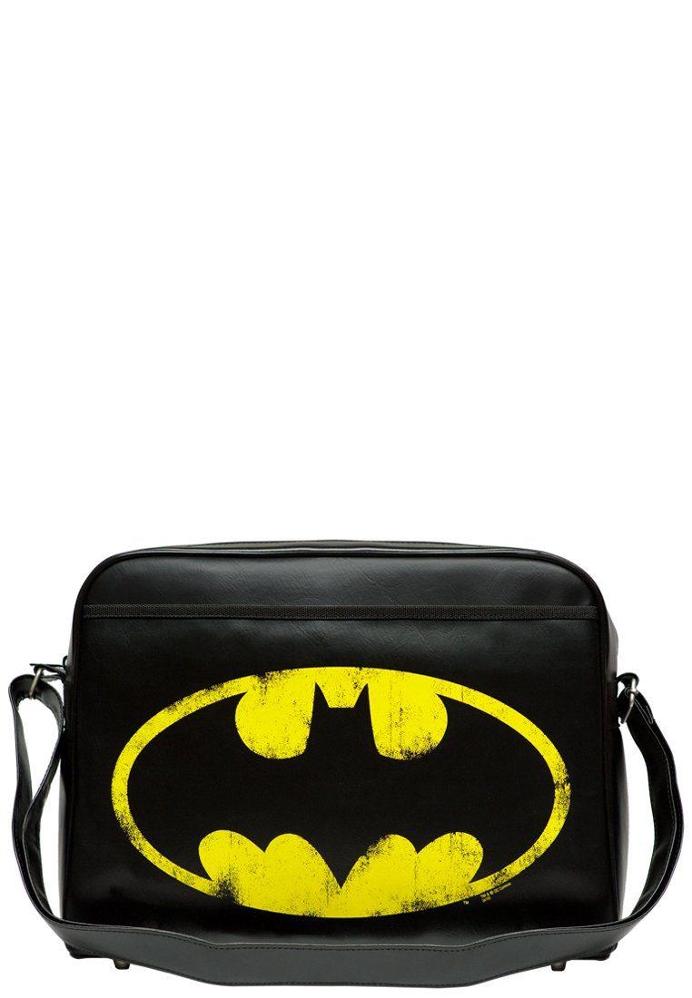 LOGOSHIRT Tasche mit coolem Batman-Logo »Batman - Logo«