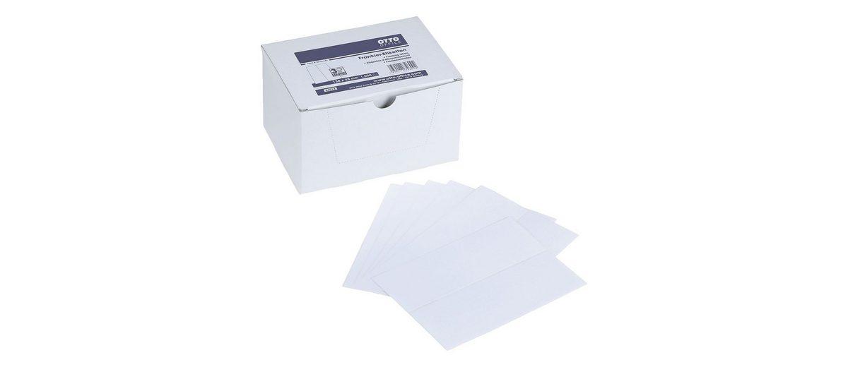 OTTO Office Standard 1000er-Pack Frankieretiketten