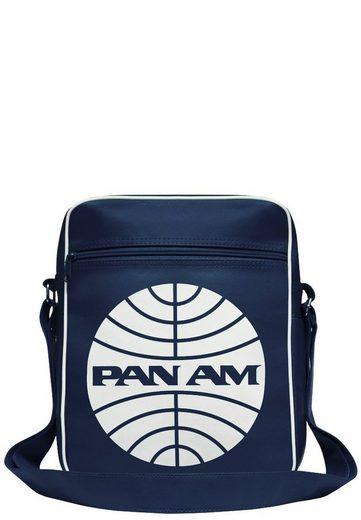 Mit Pan Schultertasche Airways Airways« logo »pan Logoshirt World American 514aBq