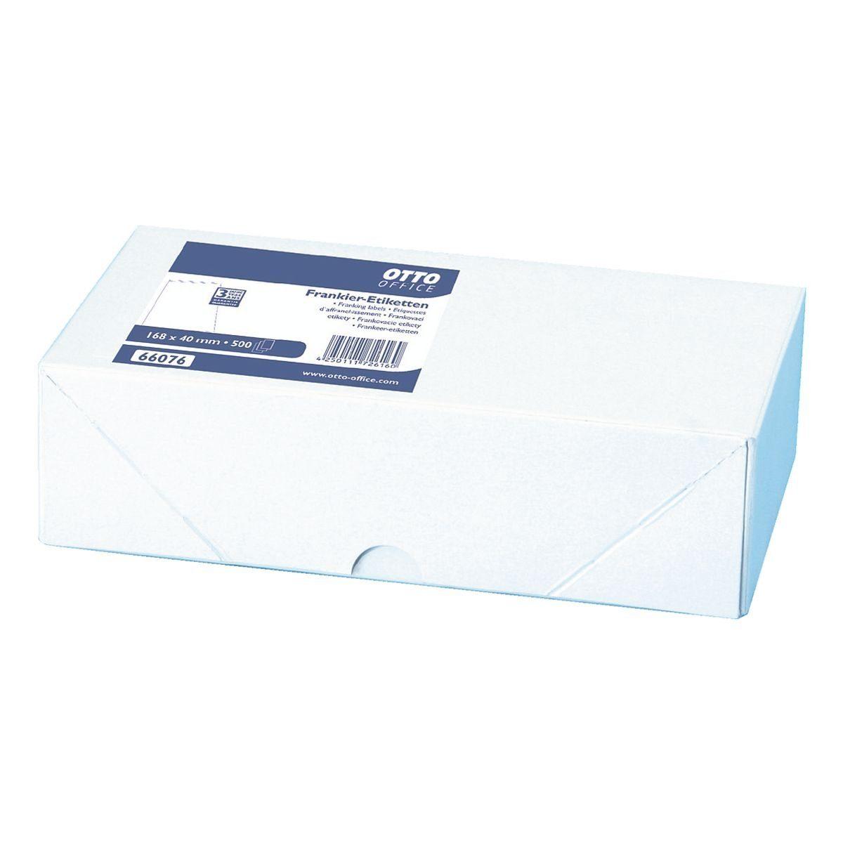 OTTO Office Standard 500er-Pack Frankieretiketten