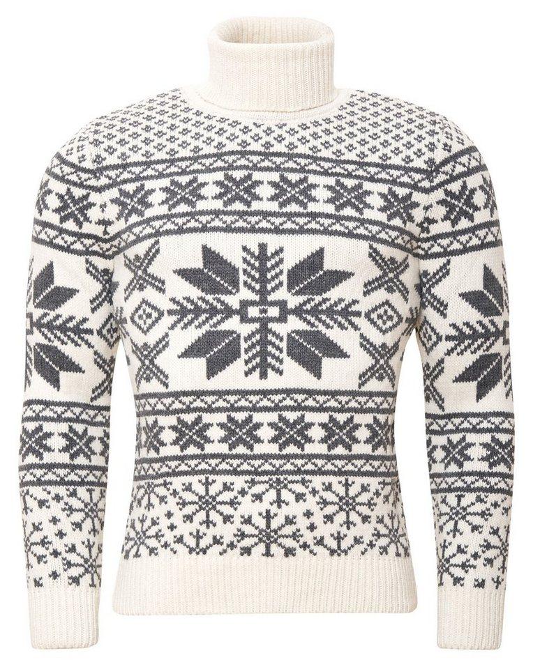 COURSE Norwegerpullover | Bekleidung > Pullover > Norwegerpullover | Weiß | Jeans | COURSE