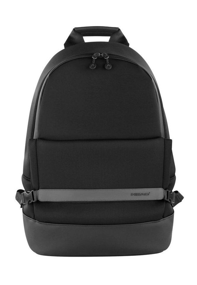 HEAD Rucksack mit Laptopfach | Taschen > Rucksäcke | Schwarz | Head