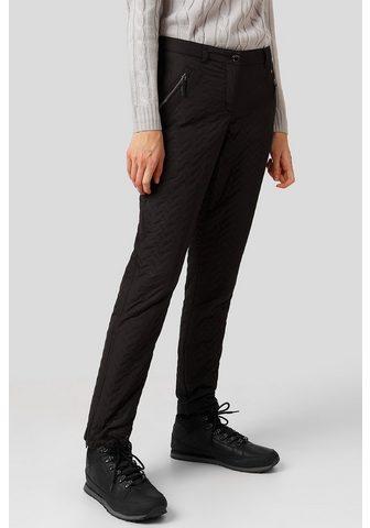 FINN FLARE Термо-брюки с косметичка