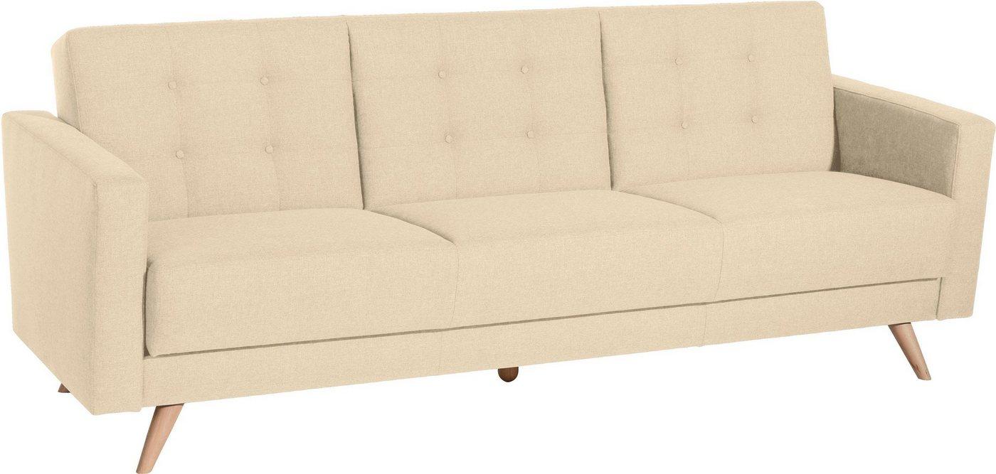 Max Winzer 3 Sitzer Sofa Julius Inklusive Bettfunktion