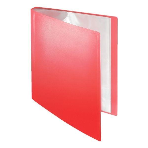 OTTO Office Standard Präsentations-Sichtbuch in rot