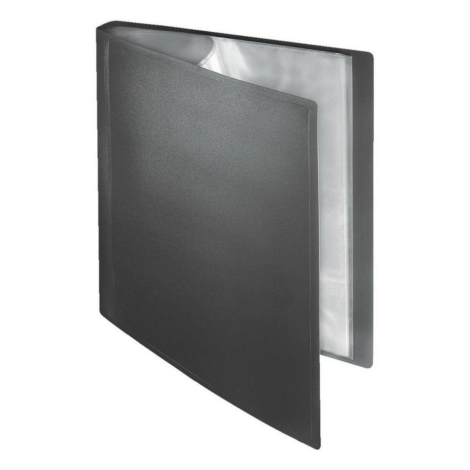 OTTO Office Standard Präsentations-Sichtbuch in schwarz