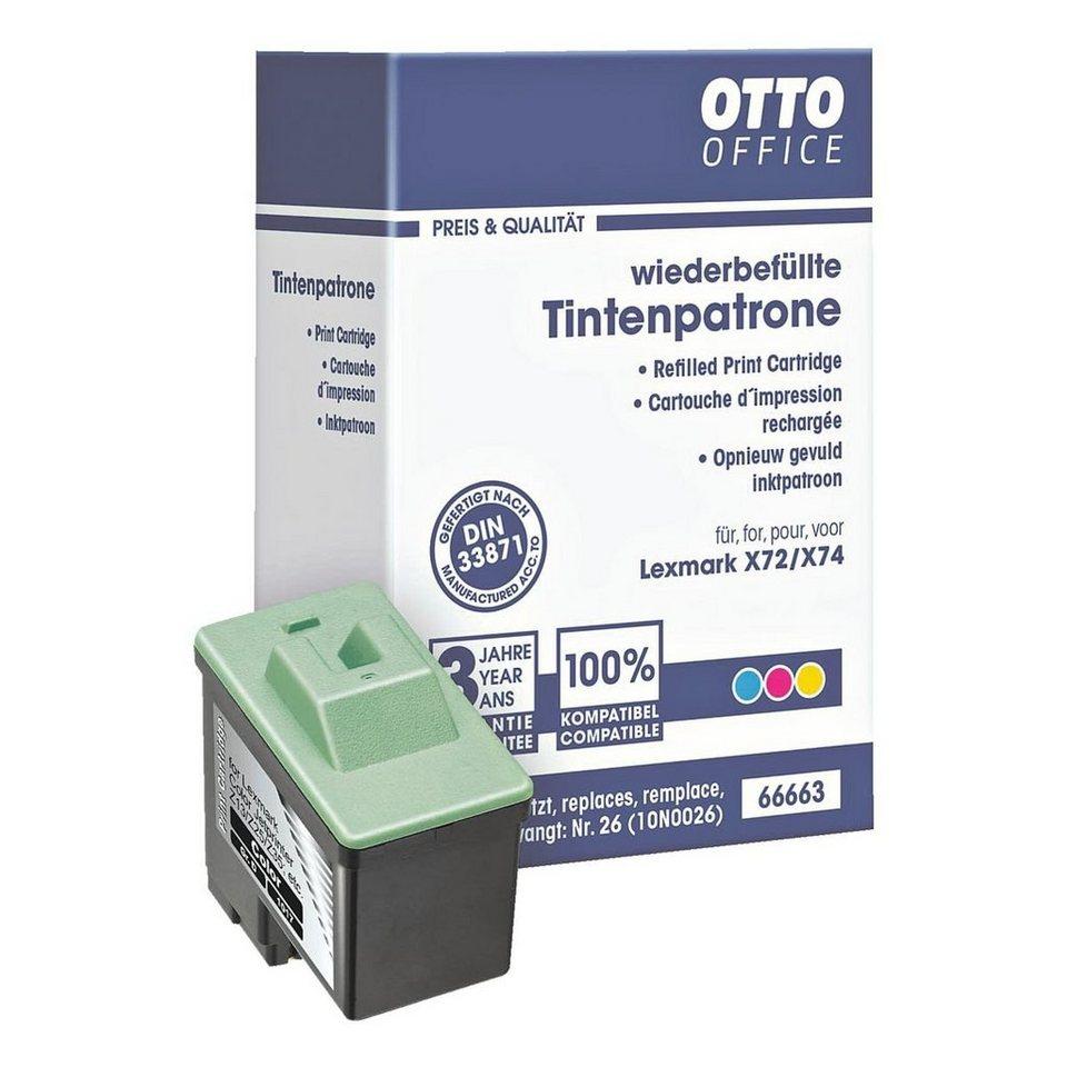 OTTO Office Standard Tintenpatrone ersetzt Lexmark »10N0026« Nr. 26