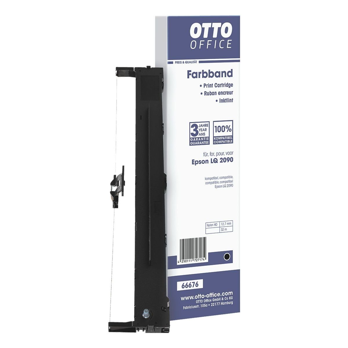 OTTO Office Nylonfarbband ersetzt Epson »S015336« Nr. LQ-2090