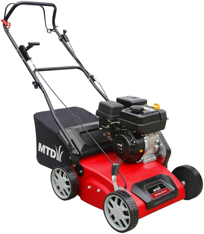 MTD Vertikutierer »Optima 38 VO«, 38 cm Arbeitsbreite | Garten > Gartengeräte > Vertikutierer | MTD