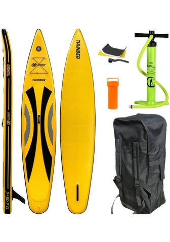 EXPLORER Stand Up Paddle SUP-Board »Thunder« Bx...