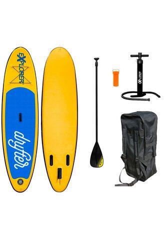 EXPLORER SUP-Board »Drifter« BxL: 75x290 cm