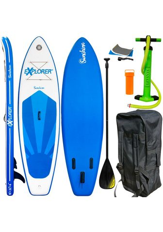 EXPLORER Stand Up Paddle SUP-Board »Sunshine« B...