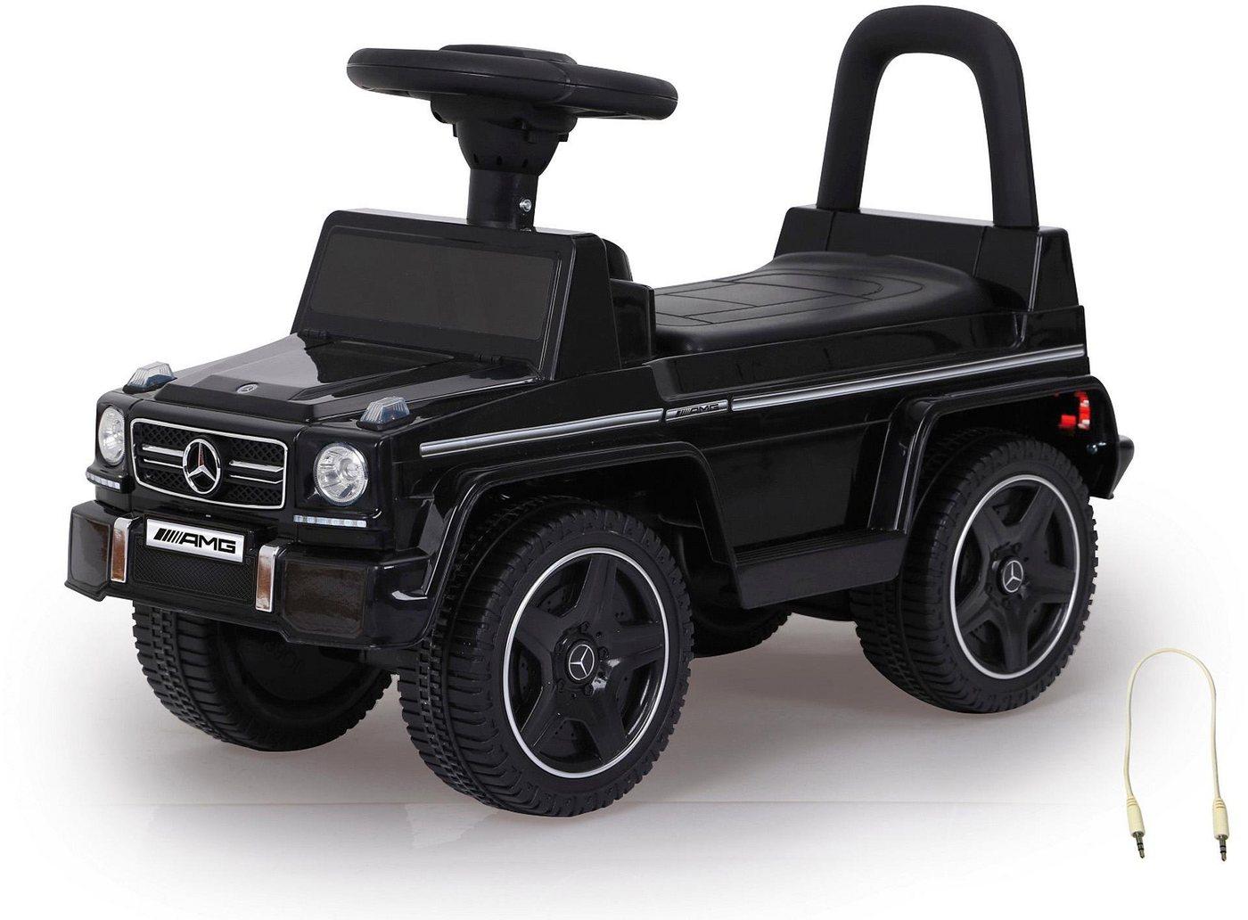 JAMARA Rutscherauto, »JAMARA KIDS Mercedes-Benz AMG G63, schwarz«