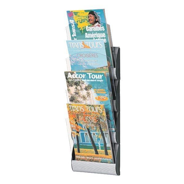 Paperflow 3x Wand-Prospekthalter »Integral«