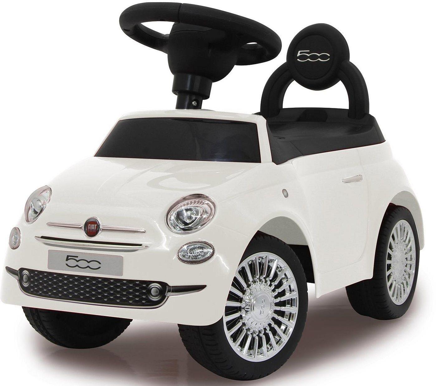 JAMARA Rutscherauto, »JAMARA KIDS Fiat 500, weiß«