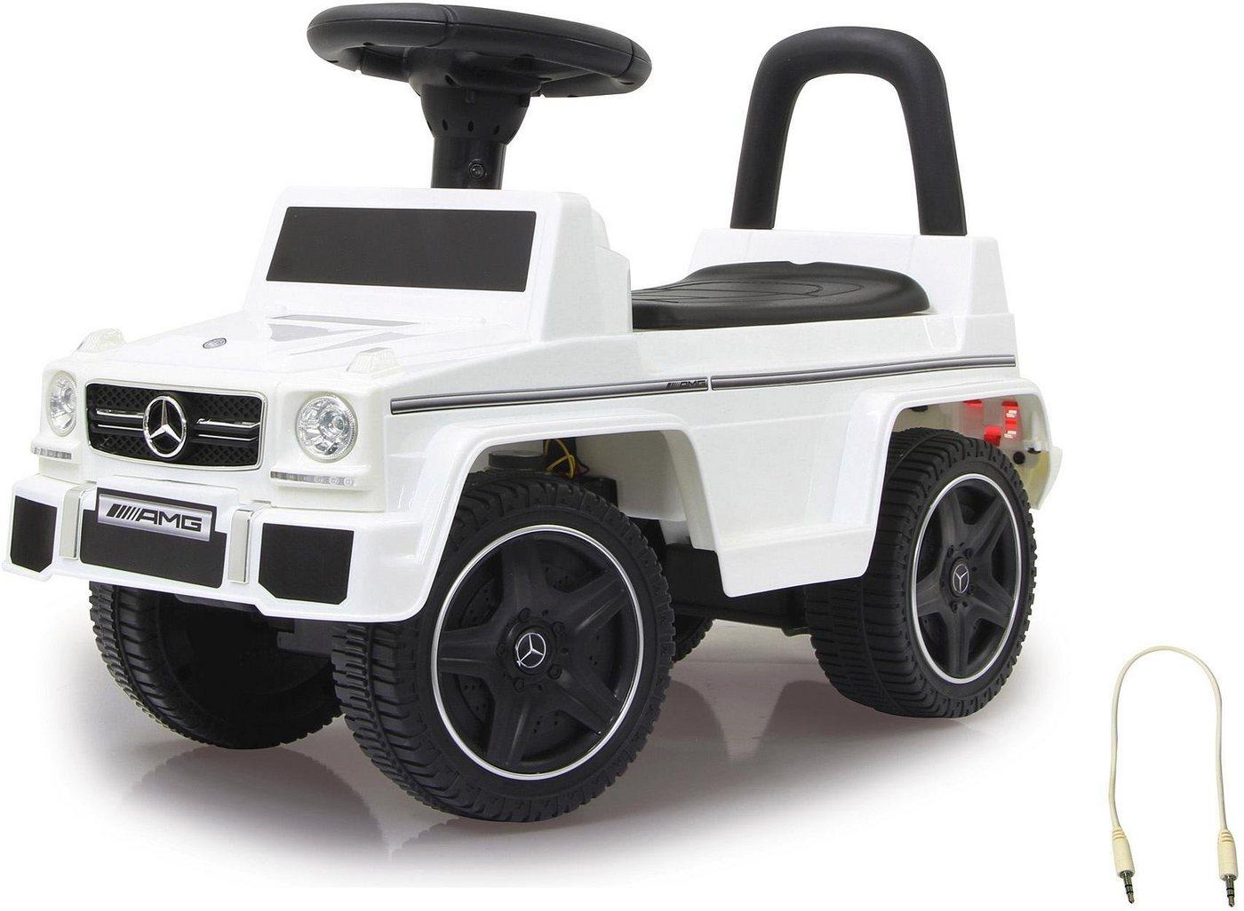 JAMARA Rutscherauto, »JAMARA KIDS Mercedes-Benz AMG G63, weiß«