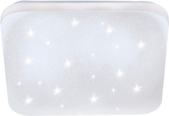 EGLO LED Deckenleuchte »FRANIA-S«, LED Deckenlampe