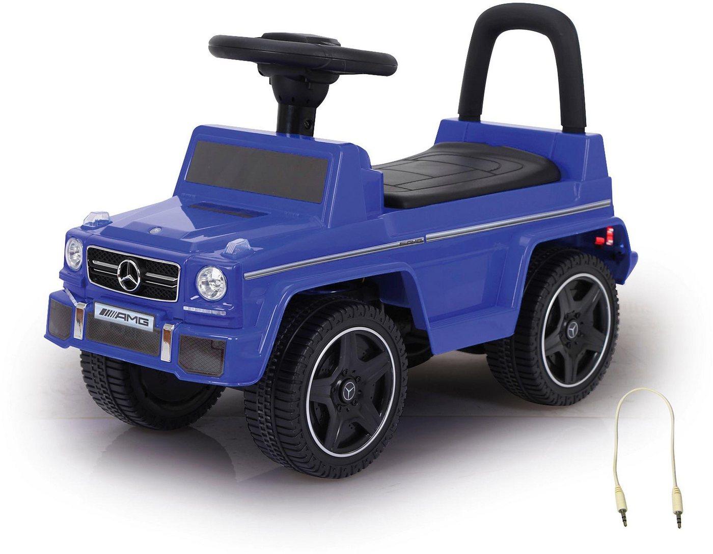 JAMARA Rutscherauto, »JAMARA KIDS Mercedes-Benz AMG G63, blau«