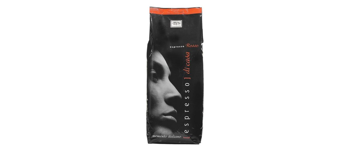 CASARINALDI Espresso - ganze Bohnen »Rosso«