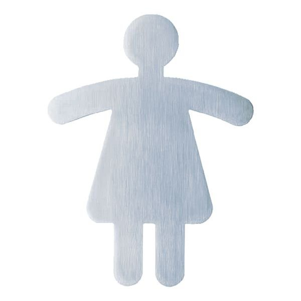 Durable Piktogramm »WC Damen«
