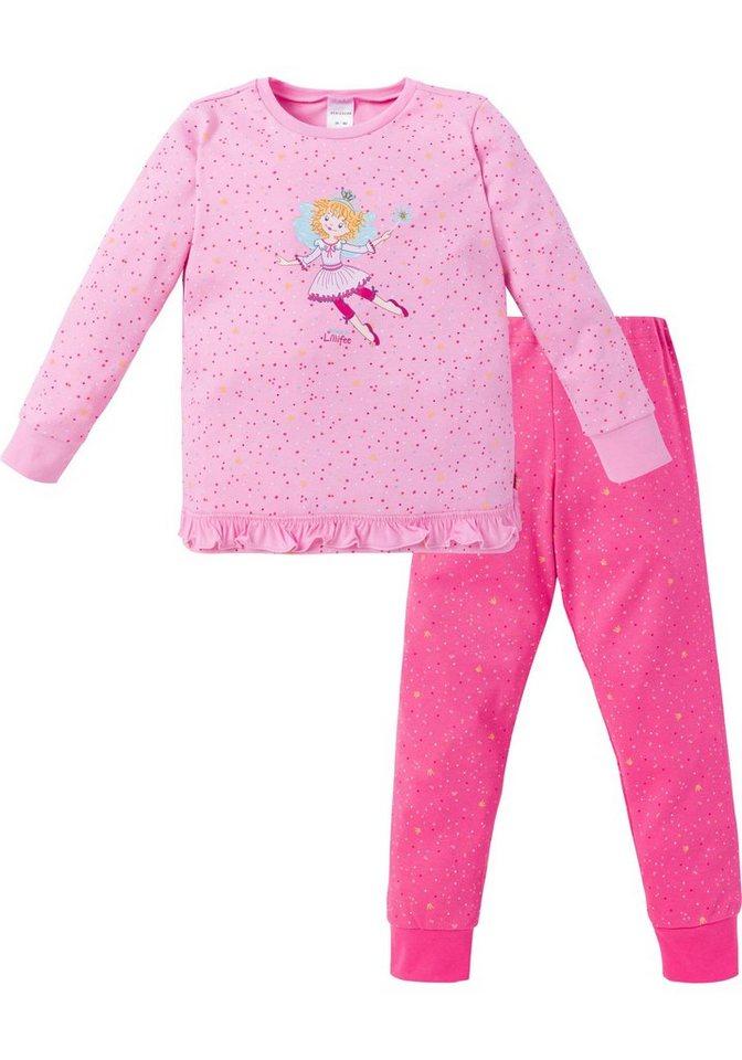 44ce7f1a70f697 Schiesser Pyjama, in langer Form online kaufen | OTTO