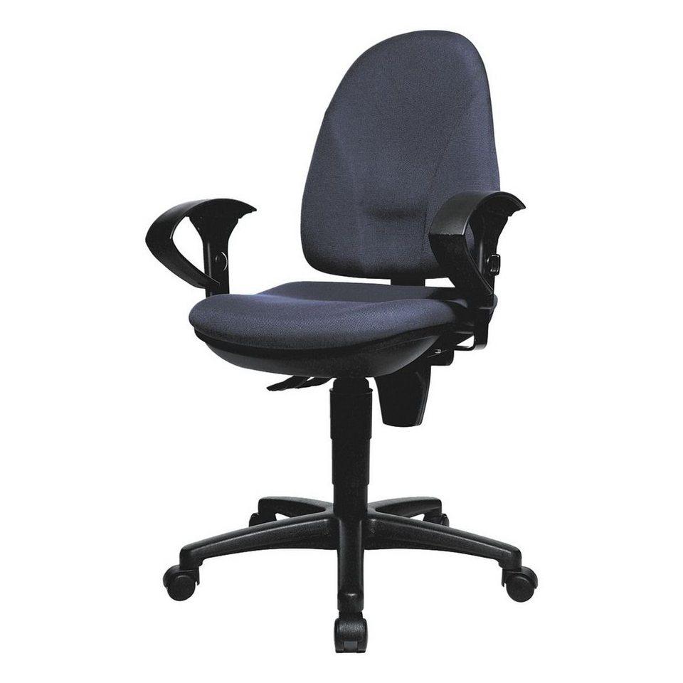topstar b rostuhl mit armlehnen point 30 kaufen otto. Black Bedroom Furniture Sets. Home Design Ideas
