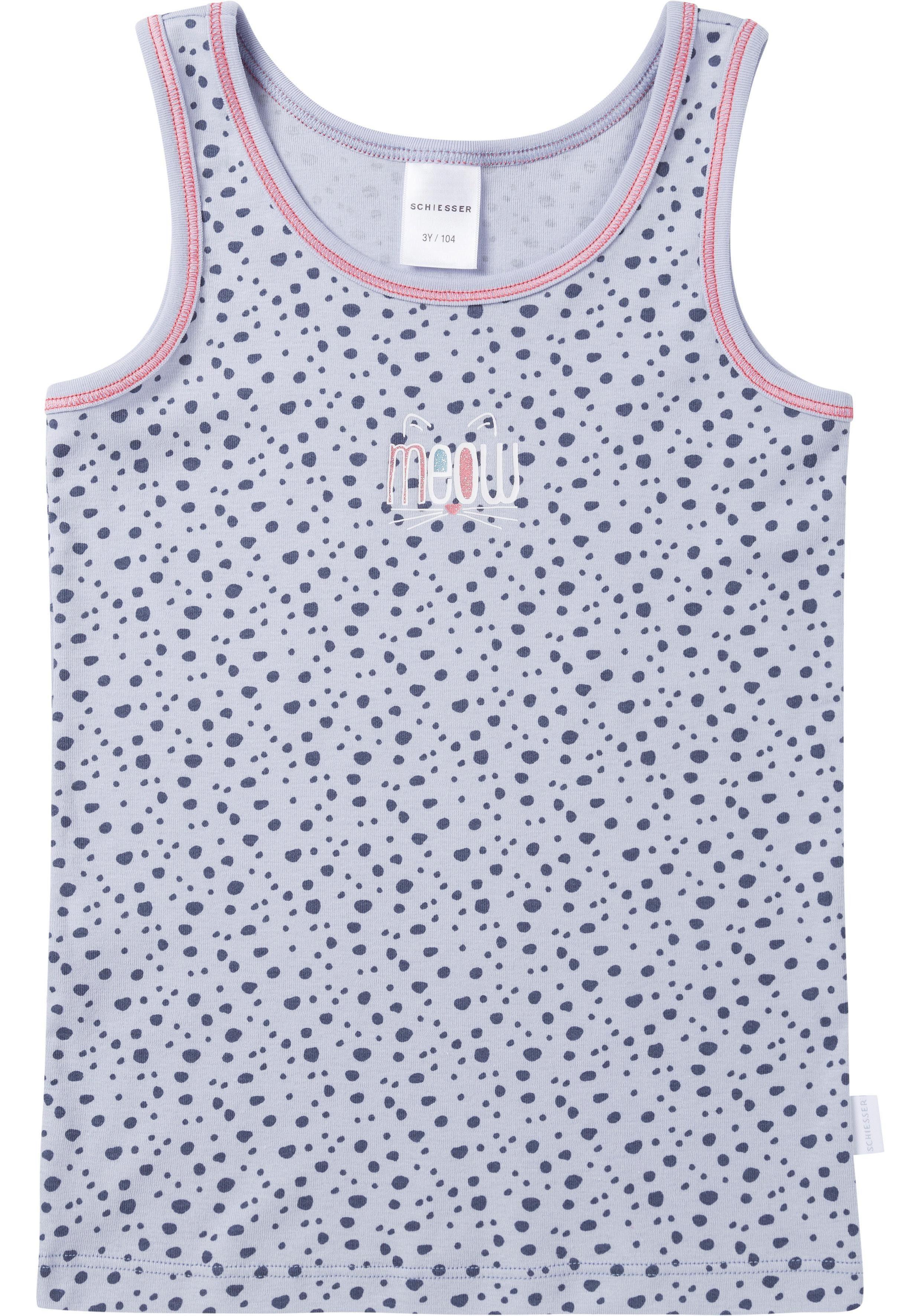 Mädchen Cat Zoe Hemd 00 Unterhemd
