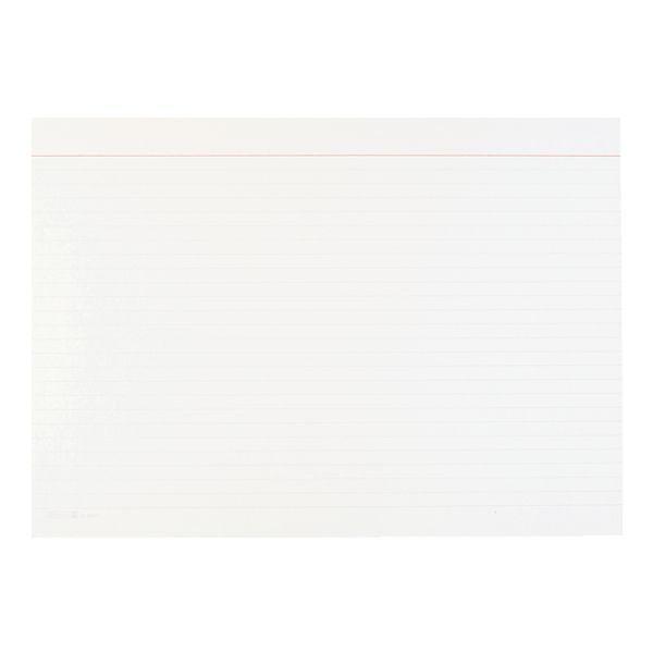 Brunnen Karteikarten in weiß
