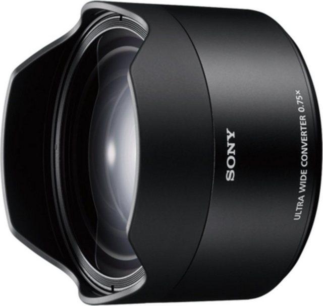 Objektive - Sony Objektiv »Ultraweitwinkelkonverter für SEL28F20«  - Onlineshop OTTO