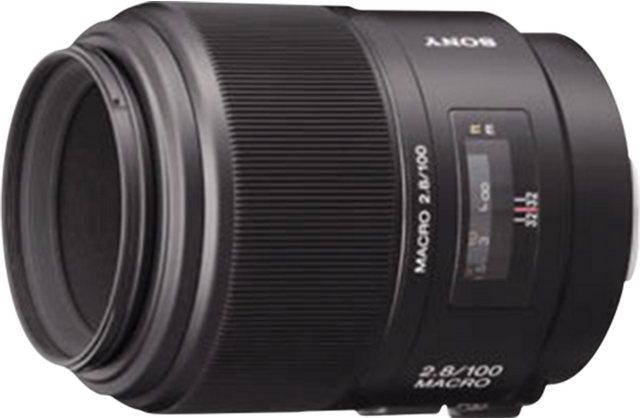 Objektive - Sony Objektiv »100M28 A Objektiv für Digitalkameras«  - Onlineshop OTTO