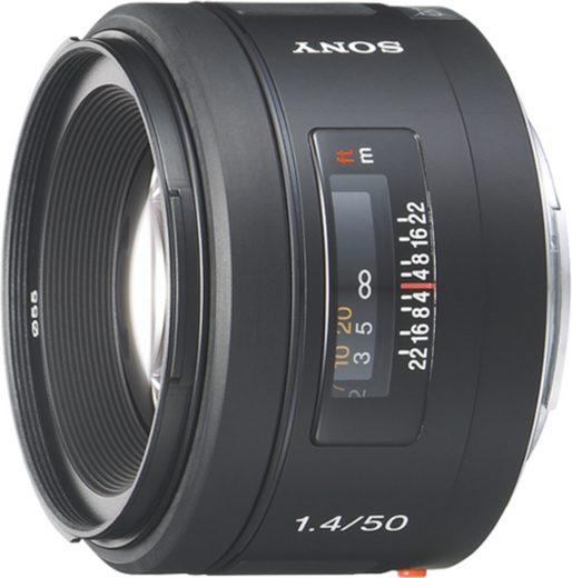 Sony Objektiv »50F14 A-Objektiv für Digitalkameras«