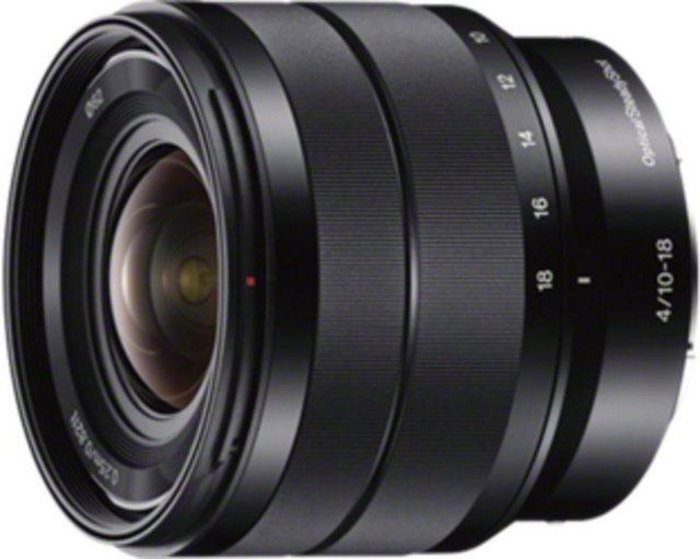 Objektive - Sony Objektiv »E Mount APS C Zoomobjektiv 10 18mm F4.0«  - Onlineshop OTTO